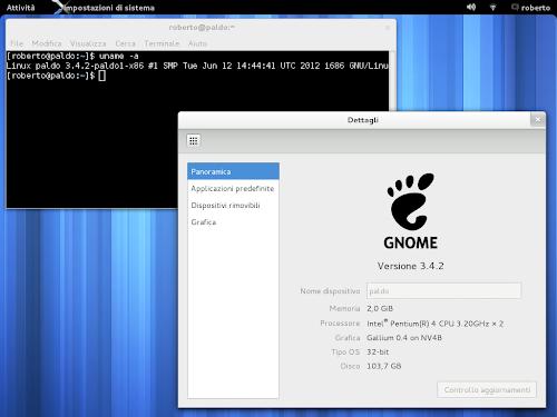 Paldo Linux