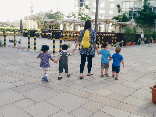 dubai nursery schools