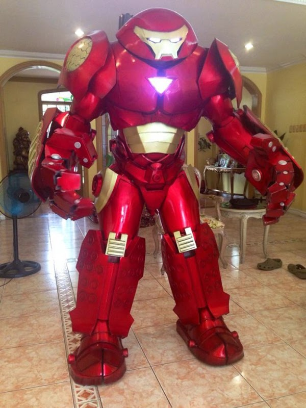 Hulkbuster from Avengers: Age of Ultron