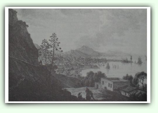 Imatge antiga zona de Morrot