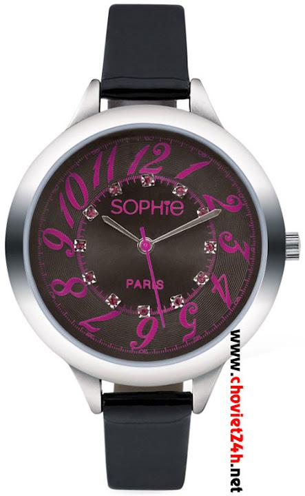 Đồng hồ nữ Sophie Nicia - WPU253