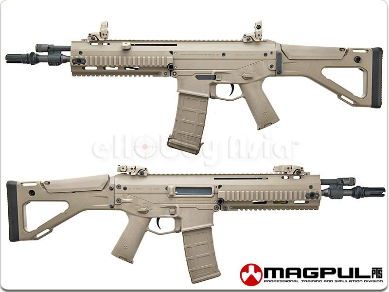 ameba airsoft masada acr cqb de magpul. Black Bedroom Furniture Sets. Home Design Ideas
