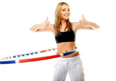 เล่นฮูลาฮูปลดน้ำหนัก, เล่นฮูลาฮูปลดความอ้วน