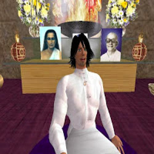 Yoga In Second Life