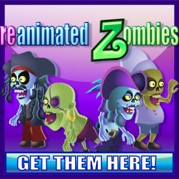 Re-Animated Zombies