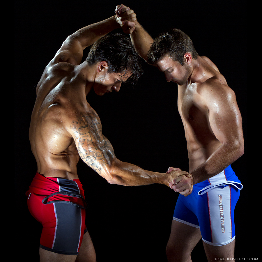 Timoteo: Wrestling Singlest, Runner Shorts & More [men's fashion]