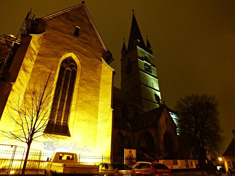 biserica evanghelica sibiu decembrie 2013