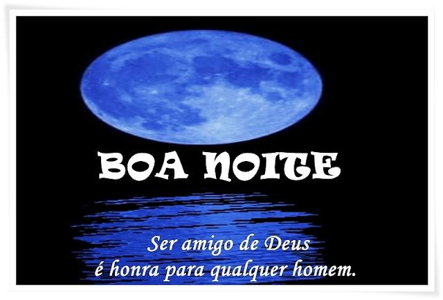 BOA NOITE - 16