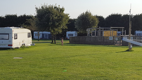 Camping  at Gower Farm Museum & Camping Site