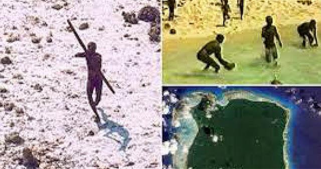 Những hình ảnh về bộ tộc có chất lượng rất kém
