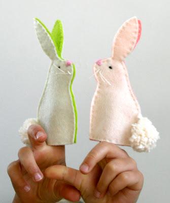 как сшить пасхального кролика