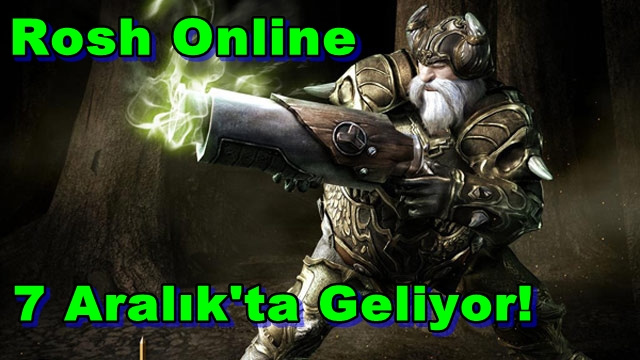 Rosh Online: The Return of Karos 7 Aralık'ta Geliyor!