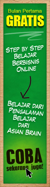 Belajar Internet Marketing Gratis Bulan Pertama