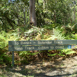 Sign near Botany Discovery Centre (18414)