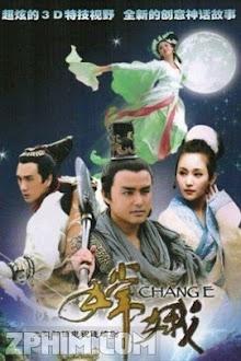 Hằng Nga Tiên Nữ - The Moon Lady (2010) Poster