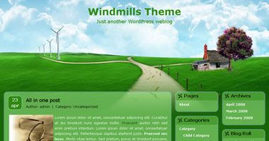 Windmills Theme