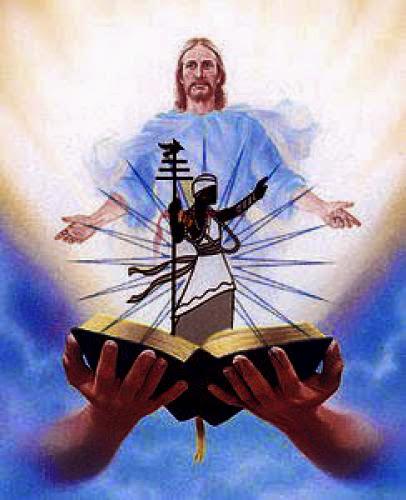 Boriqua Sanse Tradition Padre Nuestro Credo Y Ave Maria