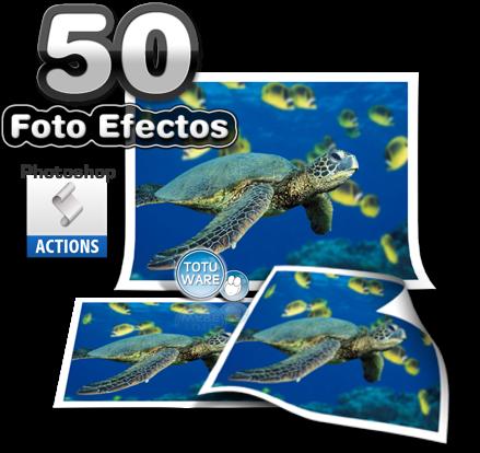 50 Foto Efectos by TotuWare
