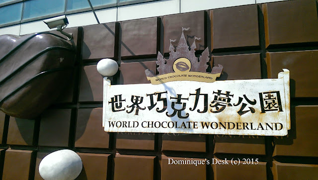 World Chocolate Wonderland in Taipei