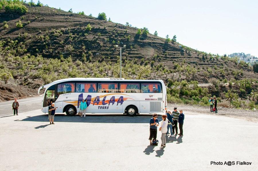 Экскурсия по Верхней Галилее. Гид в Израиле Светлана Фиалкова.