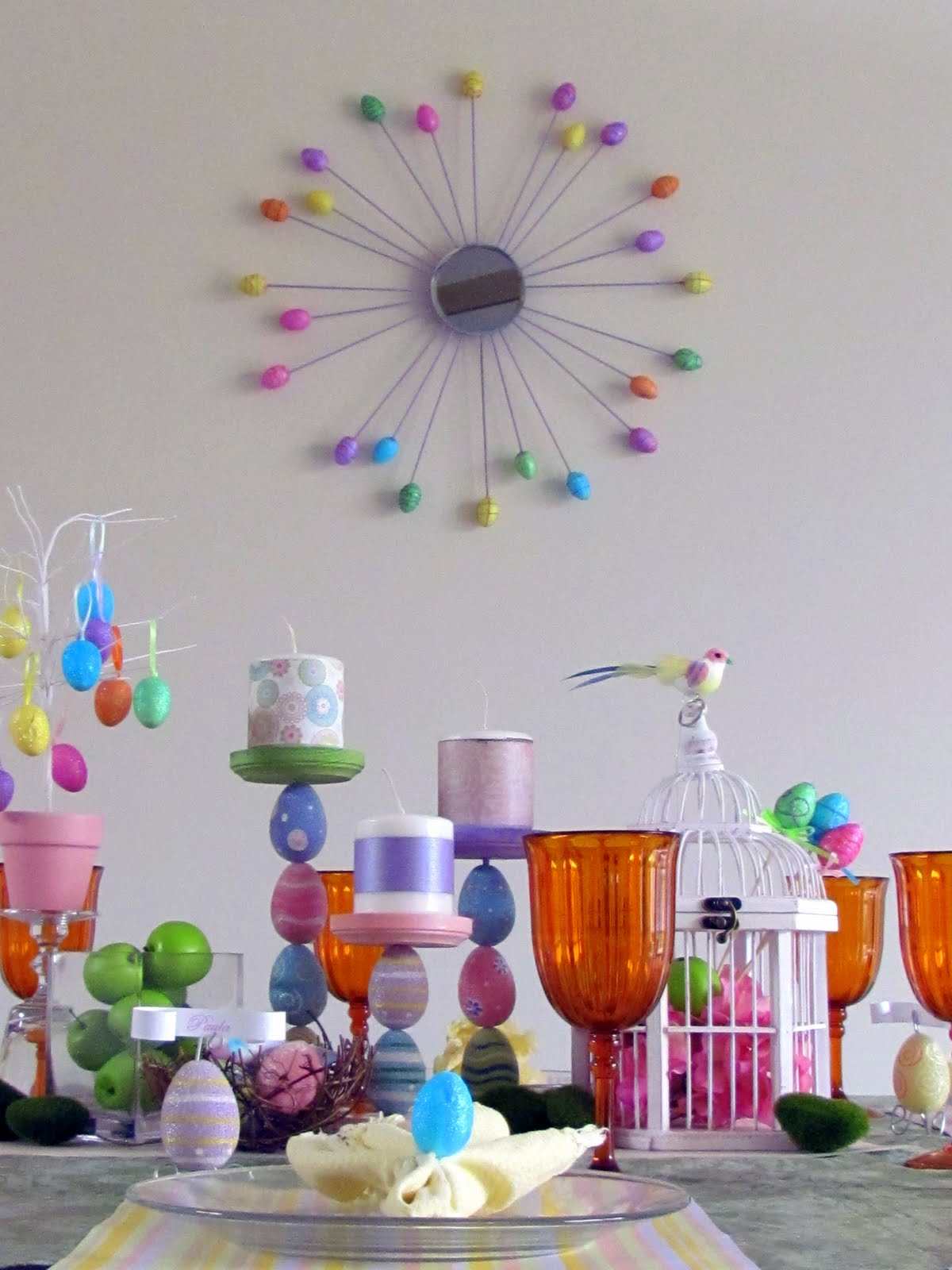 Easter Candle Holder Guest Post By Jcs Loft The Csi