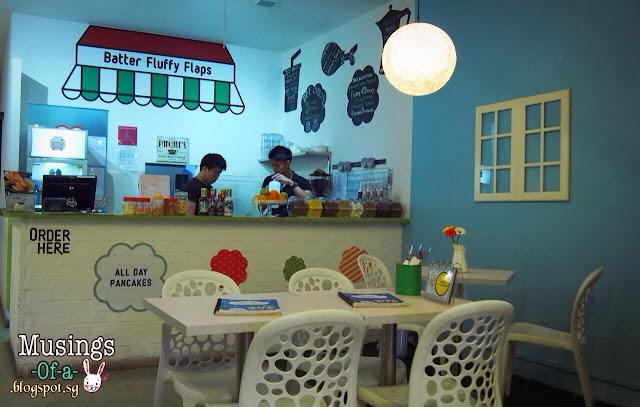 Paris Inspired Cafe Decor