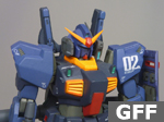 Titan RX-178 Gundam Mk-II