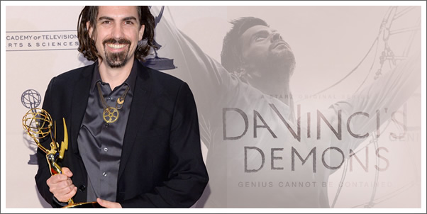 Bear McCreary Wins First Emmy for Da Vinci's Demons