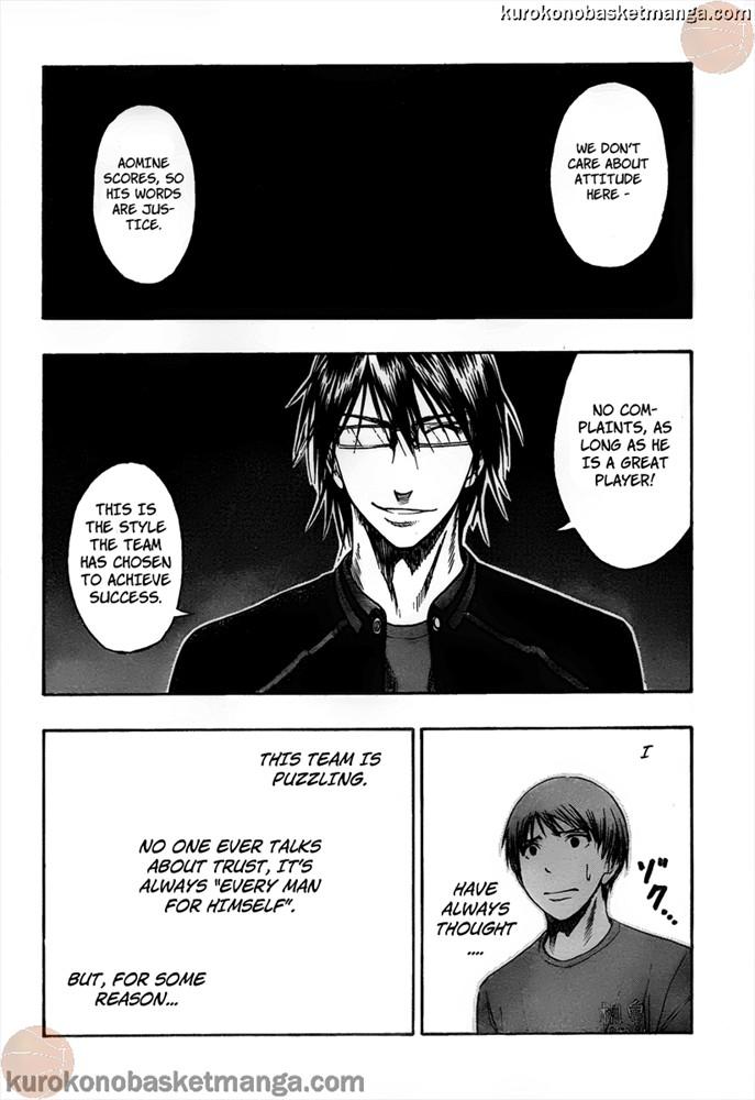 Kuroko no Basket Manga Chapter 48 - Image 10