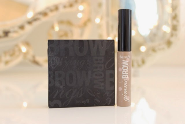 a picture of benifit brow zings and benefit gimme brow.