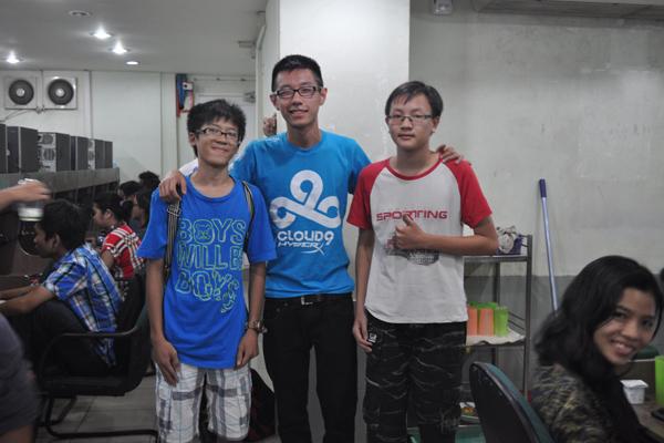 Hai và LemonNation giao lưu cùng fan tại TP.HCM 8
