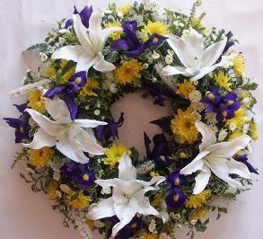 Wreaths/torchau