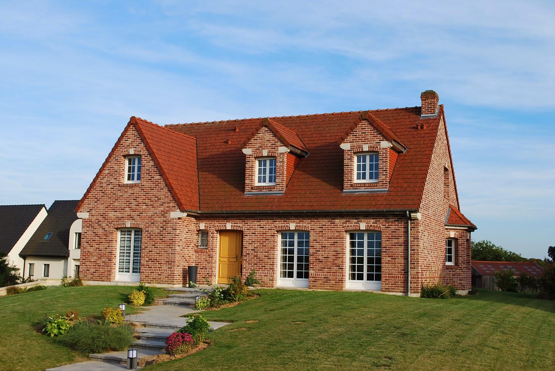 Maison nord pas de calais maison moderne for B b maison du nord