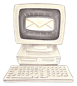 software email warnet