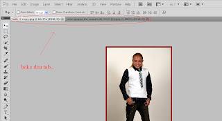 Cara Mengganti Wajah Dengan Photoshop CS5