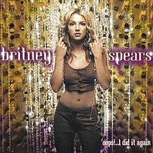 Britney Spears Oops!... I Did It Again