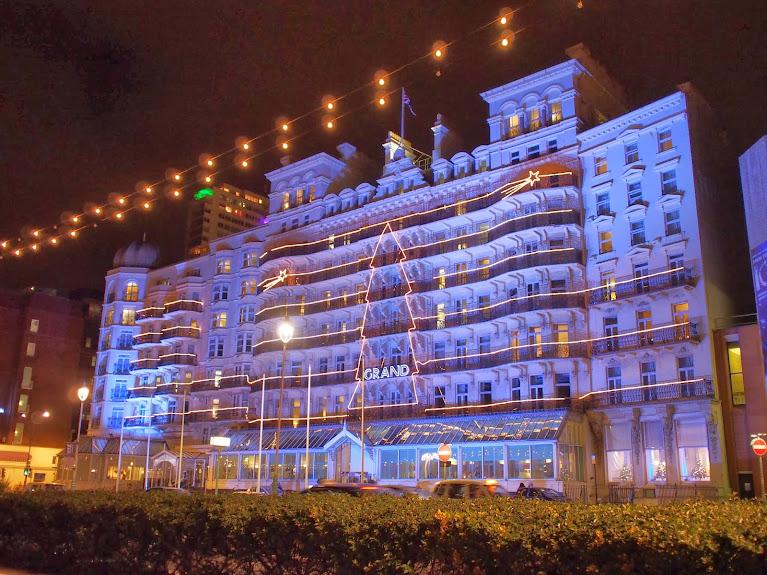 brighton grand hotel christmas