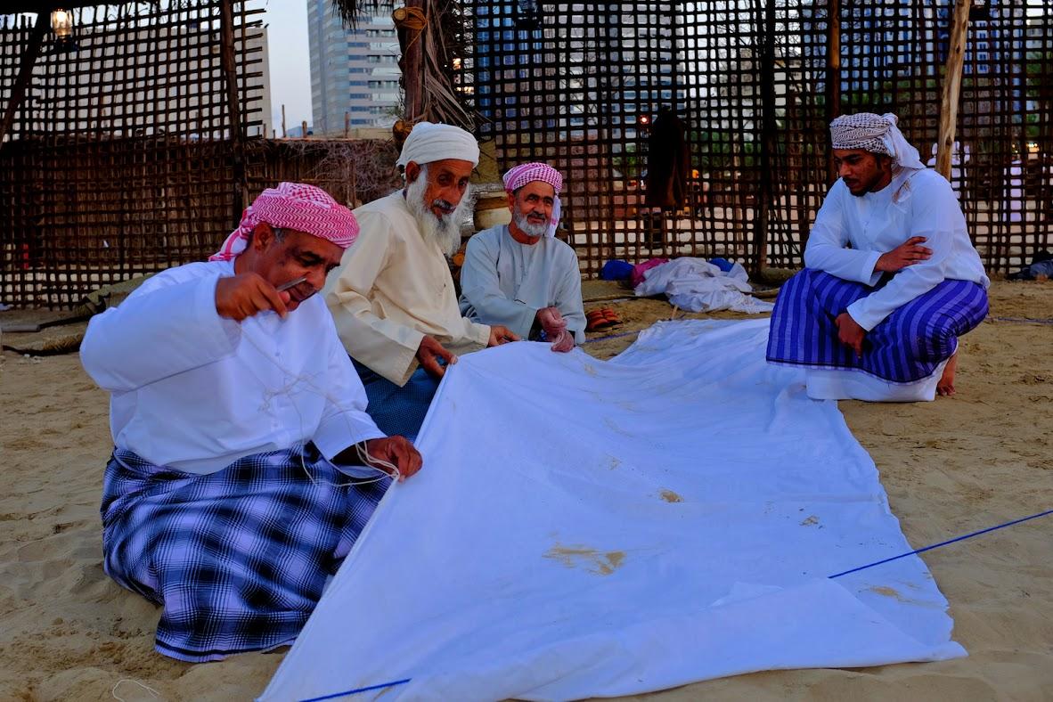 Cavalia show at Qasr al Hosn Festival in Abu Dhabi