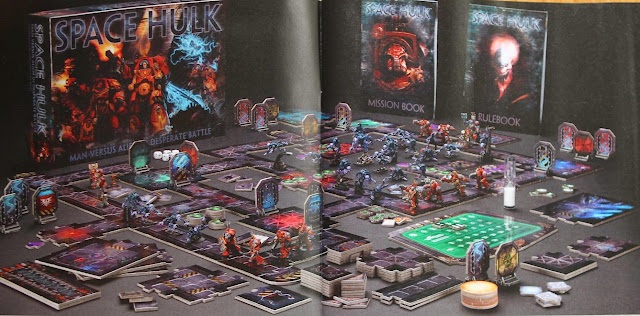 Space Hulk Boxed Game