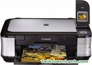 Tải về driver máy in Canon PIXMA MP560 – hướng dẫn sửa lỗi không nhận máy in
