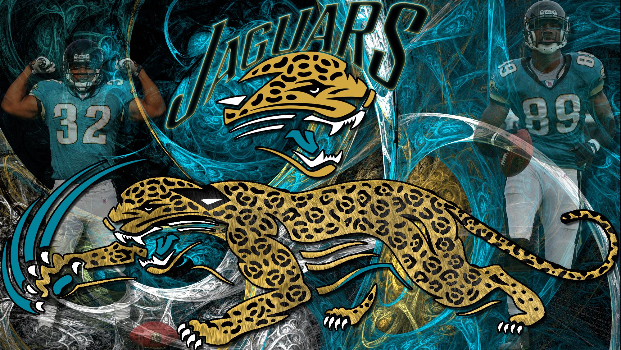 Jacksonville Jaguars Wicked Wallpaper