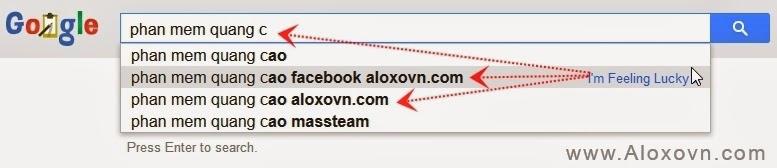 Google search box là gì