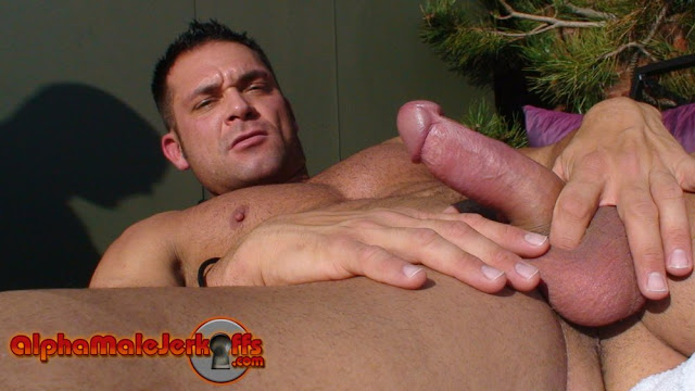 South African Porn Star Jed Wilcox Jerks Off For Alpha Males - Hairy -4887