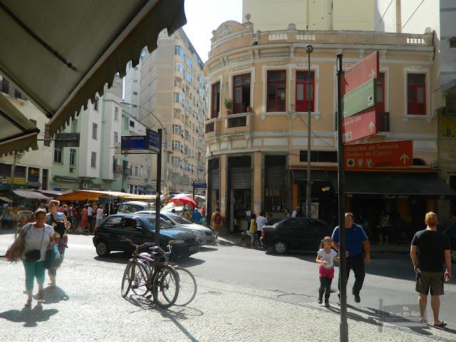 dc08b7192 O encontro da Avenida Nossa Senhora de Fátima com a Rua Riachuelo