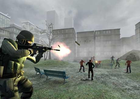 Mod Zombie Para Counter Strike 1.6