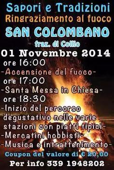 Sapori e Tradizioni 1 Novembre San Colombano