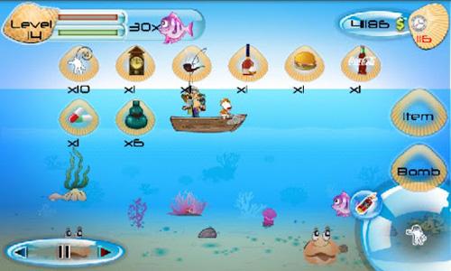 Funny Fishing đã có mặt trên Google Play 1
