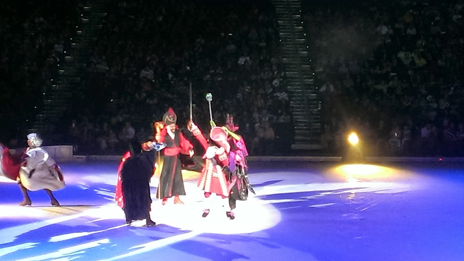 IMAG5051 Disney on Ice   Lets Celebrate {Review}