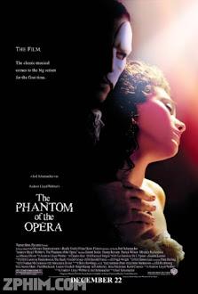Bóng Ma Trong Nhà Hát - The Phantom Of The Opera (2004) Poster