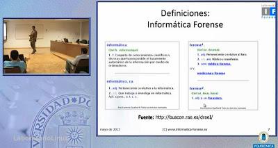 Del disco flexible a la nube: pasado, presente y futuro de la informática forense